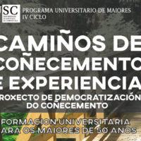 IV CICLO | Camiños de coñecemento e experiencia